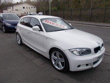 BMW 1 SERIES 123d M SPORT BUY NO DEP & £45 A WEEK T&C