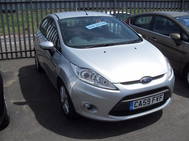Ford Fiesta 1.25 ZETEC,JUST ARRIVED