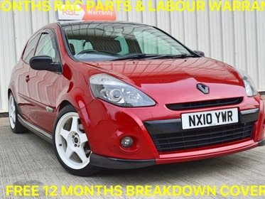 Renault Clio 1.6 VVT 128 GT *** SHOW CAR, MODIFIED ***