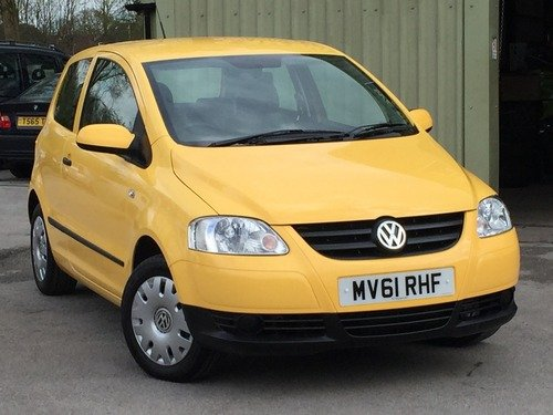 Volkswagen Fox 1.2 URBAN 60PS