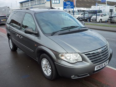 Chrysler Voyager 2.8 CRD LX AUTO