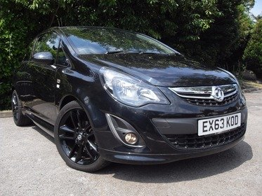 Vauxhall Corsa 1.2I VVT A/C LIMITED EDITION, 1PRIVATE LADY OWNER, AIR CONDITIONING