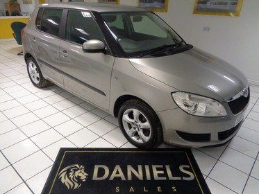 Skoda Fabia 1.2 TSi SE Plus 105PS *Sorry this car is now Sold*