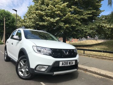Dacia Sandero ESSENTIAL TCE STEPWAY NEARLY NEW ONLY 1500 MILES