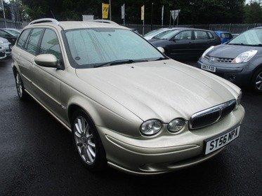 Jaguar X-Type 2.0D S,1 OWNER , LOVELY CAR