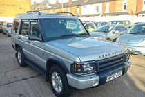 Land Rover Discovery Td5 GS 7 Seat