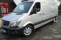 Mercedes Sprinter 316 CDI LWB HIGH ROOF FRIDGE VAN