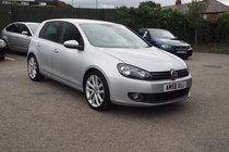 Volkswagen Golf GT TDI 1 OWNER CAR ! SERVICE HISTORY ! 99% FINANCE APPROVAL !
