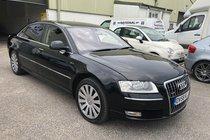 Audi A8 QUATTRO LWB