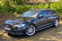 Audi A6 AVANT TDI S LINE