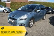 Peugeot 5008 HDI FAMILY DIESEL 7 SEATER