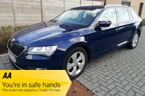 Skoda Superb SE TDI DSG SAT NAV LEATHER PANORAMIC ROOF