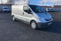 Vauxhall Vivaro 2900 CDTI P/V LWB NO VAT !!!!!