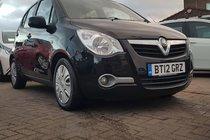 Vauxhall Agila 1.2 i ecoFLEX 16v S 5dr p/x welcome FSH, 1 FORMER KEEPER