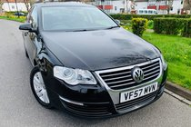 Volkswagen Passat 2.0 TDI SEL (170)-Hpi Clear-FSH-170 BHP-Leather