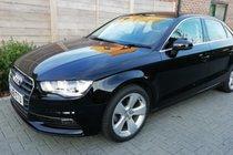 Audi A3 TDI SPORT SAT NAV AUTO MFSW/PADDLES