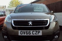 Peugeot Partner Tepee 1.6 ALLURE BLUE HDI 100 6SP ETG AUTOMATIC