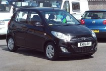 Hyundai I10 ACTIVE 1.2 5 DOOR 73,000 MILES SERVICE HISTORY