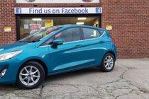 Ford Fiesta ZETEC BUY NO DEPOSIT & ONLY £48 A WEEK T&C APPLY