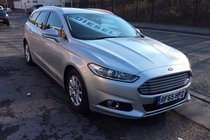 Ford Mondeo ZETEC ECONETIC TDCI BUY NO DEP & £53 A WEEK T&C APPLY