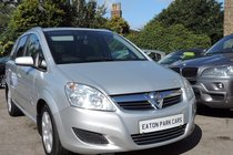 Vauxhall Zafira 1.9CDTI  BREEZE 120PS