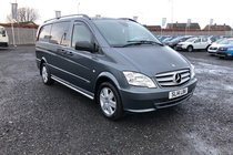 Mercedes Vito 116 CDI DUALINER