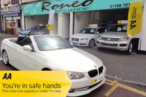 BMW 3 SERIES 320d SE AUTO CONVERTIBLE, 1 FORMER KEEPER
