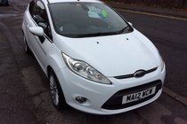 Ford Fiesta TITANIUM - BUY NO DEPOSIT AND FROM £30 A WEEK T&C APPLY