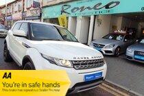 Land Rover Range Rover Evoque ED4 PURE TECH STUNNING EXAMPLE