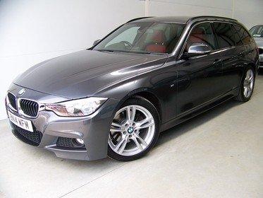 BMW 3 SERIES 2.0 325d M SPORT TOURING