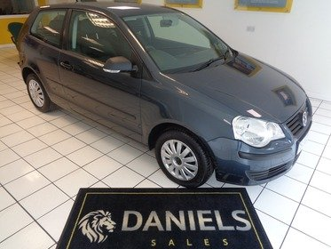 Volkswagen Polo 1.2 E 55PS 3dr *Sorry this car is now Sold*