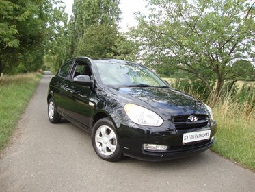 Hyundai Accent 1.4 ATLANTIC AUTOMATIC