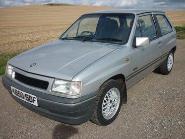 Vauxhall Nova 1.4 Luxe +