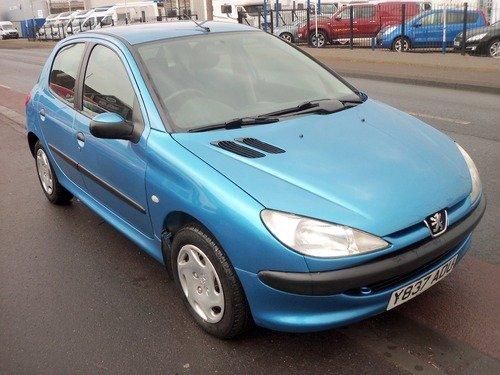 Peugeot 206 1.9D LX AC