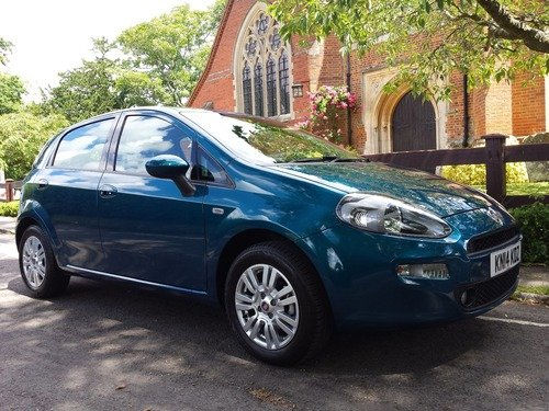 Fiat Punto 1.2 8V EASY FULL SERVICE HISTORY AVERAGE MPG OF 52.3