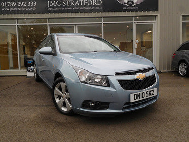 Chevrolet Cruze 2.0 VCDI 150 LT - Quick And Easy Finance 6.9% APR Representative