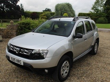 Dacia Duster 1.5 DCI 110 4WD AMBIANCE