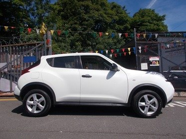 Nissan Juke 1.5 DCI VISIA LOW INSURANCE /TAX BRACKET 13/13