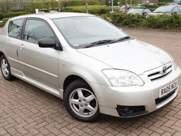 Toyota Corolla VVTI COLOUR COLLECTION