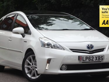 Toyota Prius T SPIRIT 1 OWNER FROM NEW