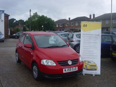 Volkswagen Fox 1.2 URBAN