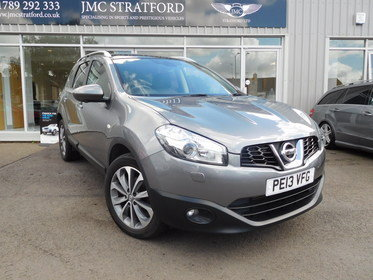 Nissan Qashqai+2 1.5 dCi Tekna [7 Seats] Quick And Easy Finance 6.9% APR Representative