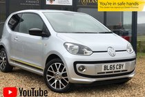 Volkswagen Up STREET UP + HEATED SEATS + ALLOYS + AIR CON + GARMIN SAT NAV