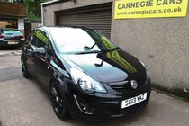 Vauxhall Corsa BLACK EDITION- APPLY FOR FINANCE ON THE WEBSITE FOR QUICK DECISION