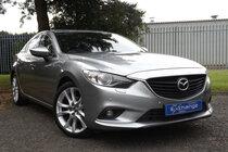 Mazda 6 2.2 Diesel SPORT 4 Door AUTOMATIC