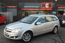 Vauxhall Astra Design 1.8i 16v VIP