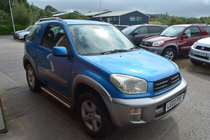 Toyota RAV4 NRG 2.0 4x4 3 DOOR PETROL MANUAL