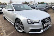 Audi A5 2.0 TDI S LINE SPORTPACK MULTITRONIC 5DR