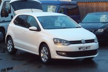 Volkswagen Polo MATCH EDITION 1.4 51,000 MILES SERVICE HISTORY