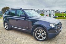 BMW X3 XDRIVE20d SE EDITION EXCLUSIVE